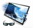 3D Active Shutter TV Glasses for Sony Panasonic monitor