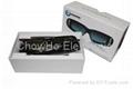 3D Active Shutter TV Glasses for Sony Panasonic monitor