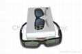 3D Active Shutter TV Glasses for Samsung LG monitor