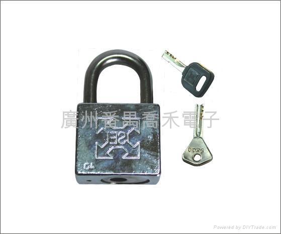 [乔禾]半圆挂锁 1