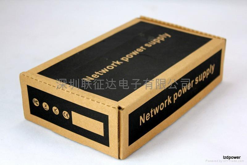 15V 0.8A POE 桌面式 电源 2