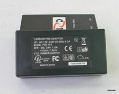 桌面式POE電源 24V 1A