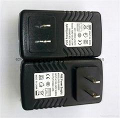 POE电源一体式24V 0.5A 欧规