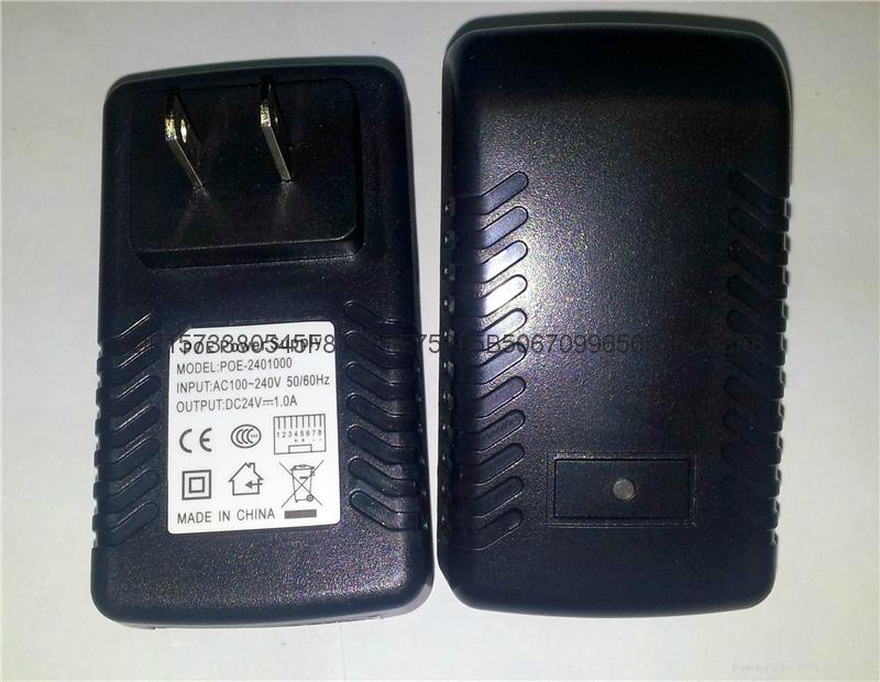 POE供电模块 24V 1A 美标 1