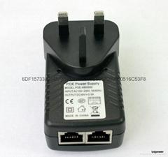 无线AP电源 48V 0.5A   英规