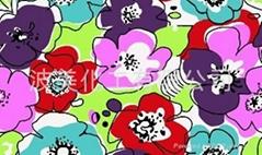 尼龙莱卡泳装内衣布酸性印花专用染料及助剂