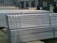 galvanized square pipe / (Hot Product - 1*)