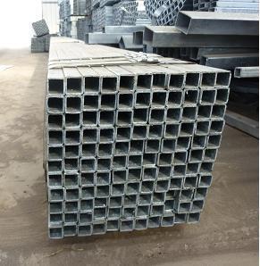 galvanized square pipe / GI square pipe  3