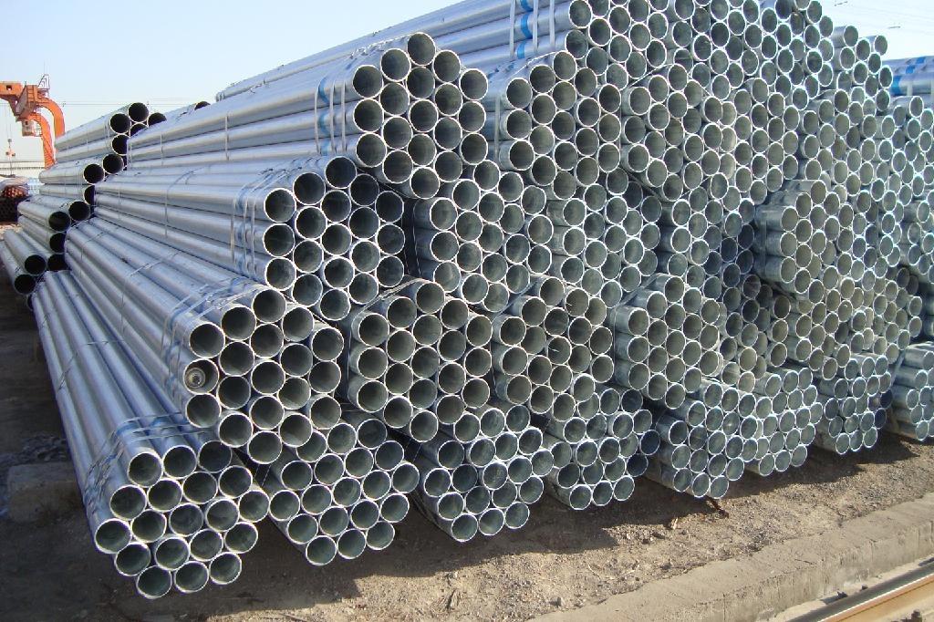 熱鍍鋅鋼管 1