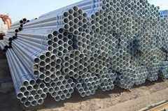 ga  anized steel pipe