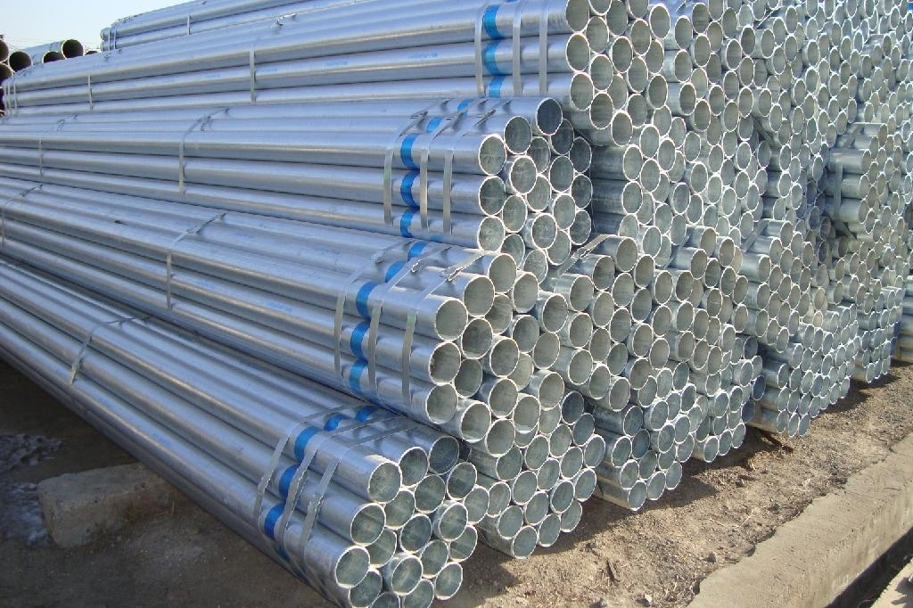 熱鍍鋅鋼管 3