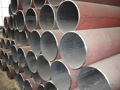 ERW steel pipe / welded steel pipe