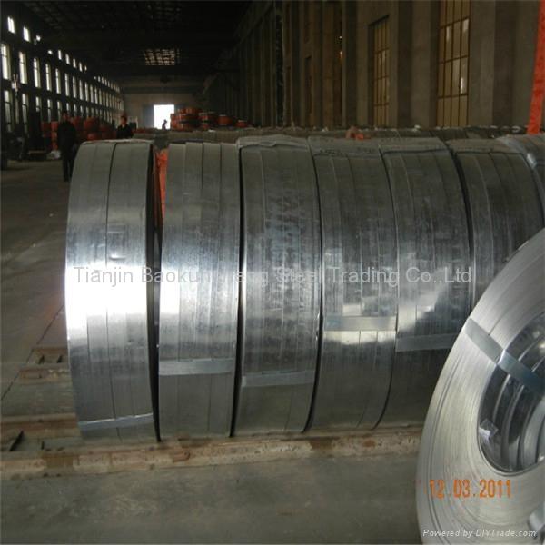 galvanized steel strips 4