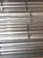 hot dipped galvanized pipe 2