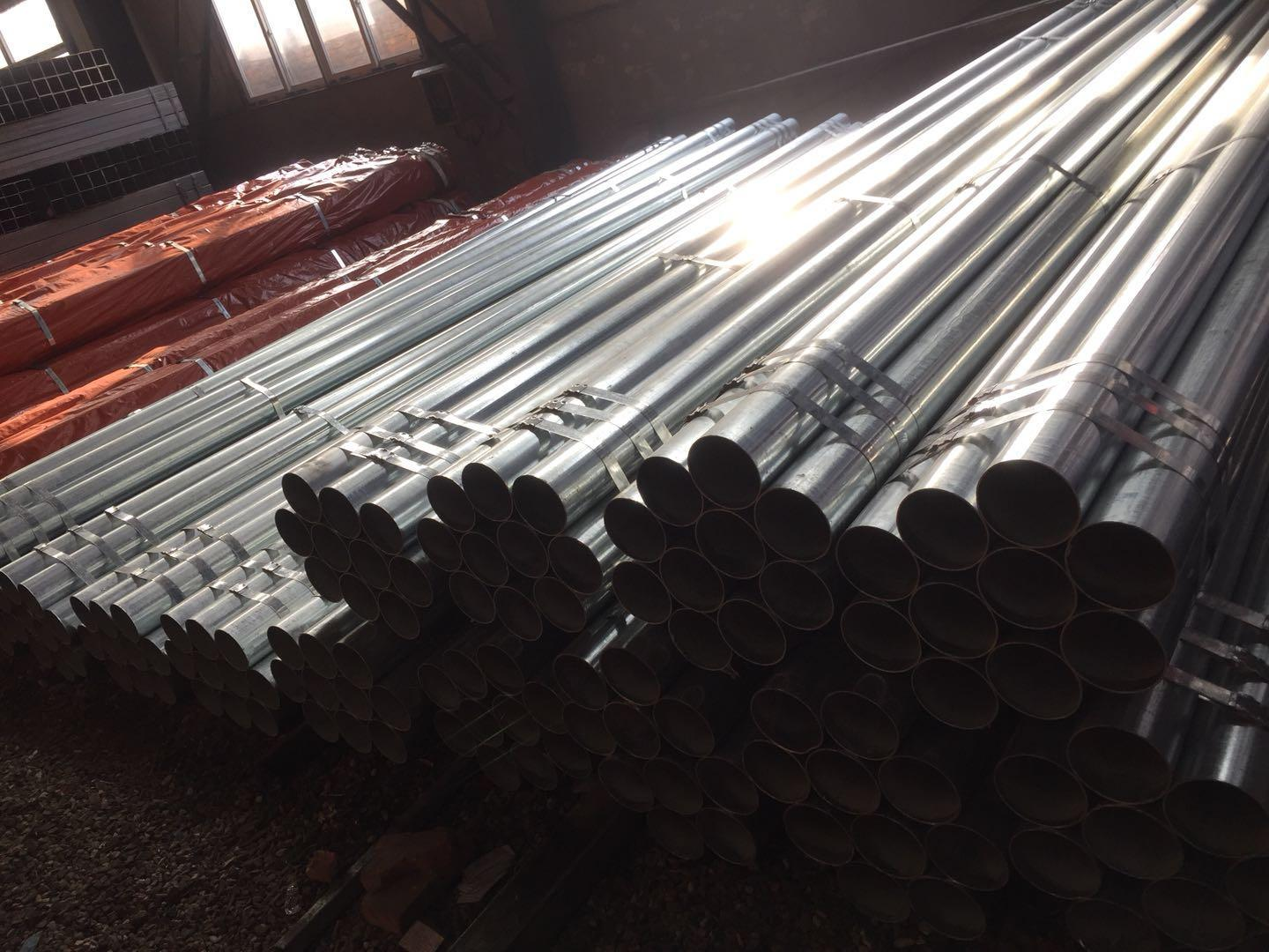 hot dipped galvanized pipe 3