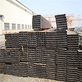 low carbon steel square tubes