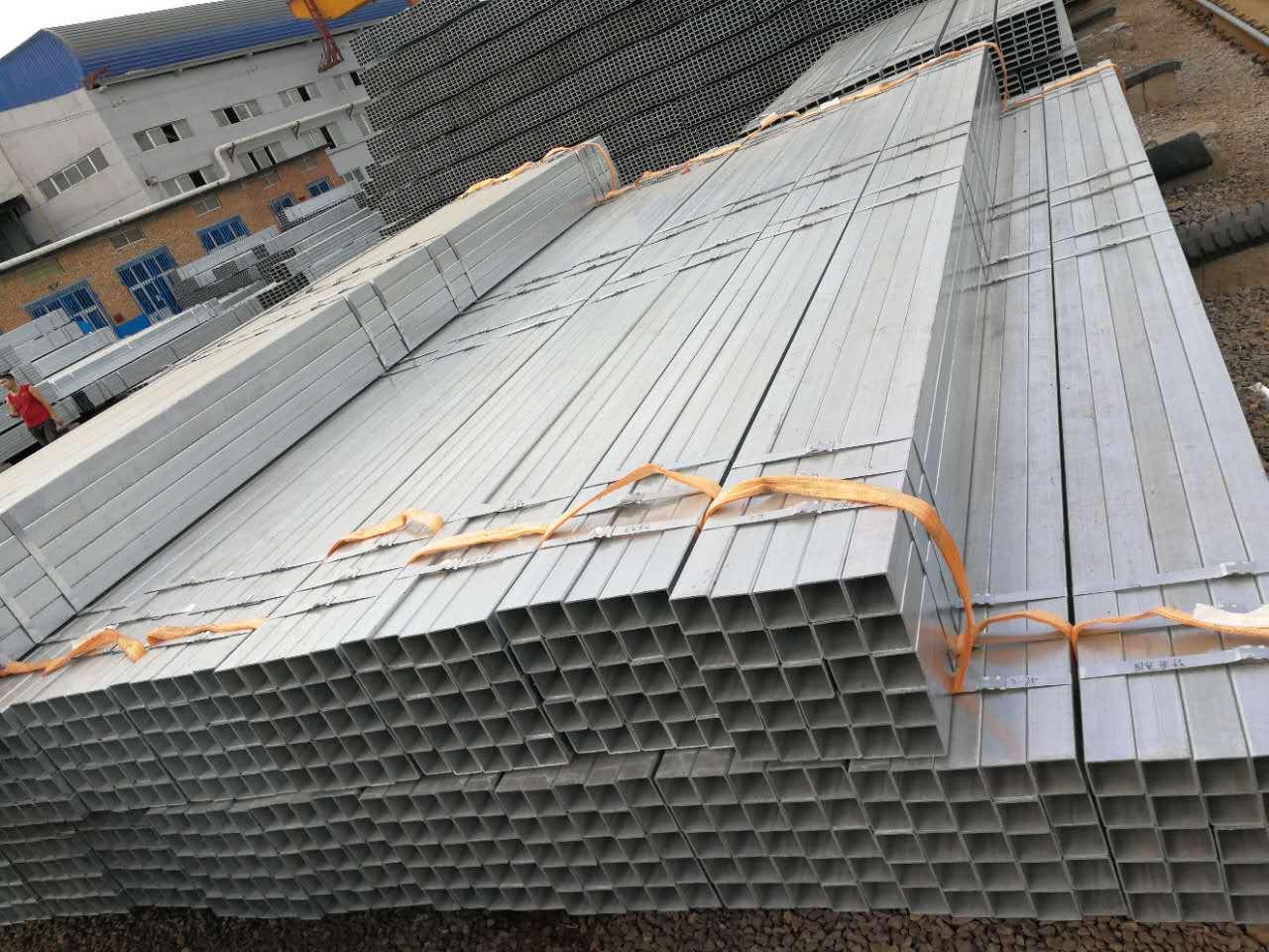 rectangular hollow section / RHS 11