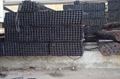 oiled black annealed steel pipe