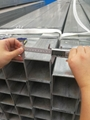 20*20-200*200 Galvanized Square Tubes