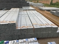 Galvanized Square Tubes 20*20-200*200mm