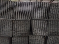 welded black rectangular hollow section / RHS