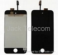 For iPod Touch 4Gen LCD Touch Screen Digitizer Screen Assembly