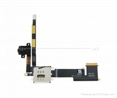 iPad 2 3G Headphone Jack Audio Flex Cable