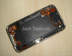 iPhone 3GS Back Housing Cover Case Assembly
