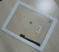 For iPad 4 Touch Panel Digitizer Screen Assembly White