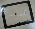 For iPad 4 Touch Panel Digitizer Screen Assembly Black