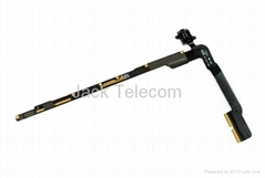 iPad 3 Headphone Jack Audio With Button Cont Daughterboard Flex Cable
