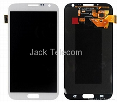 Samsung Galaxy Note 2 N7100 LCD Digitizer Touch Screen Asembly