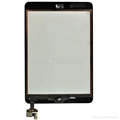 For iPad Mini Front Panel Touch Glass