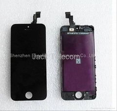 For iPhone 5C Full Front LCD Screen Digitizer Assembly Complete