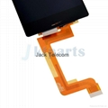 Frente LCD de pantalla táctil digitalizador sustituir para Sony Xperia M4 negro