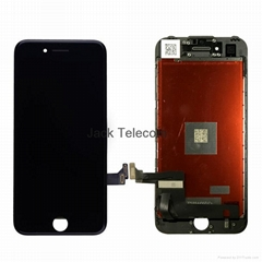 For iPhone 7 LCD Digitizer Assembly with Frame Black Replacement (Hot Product - 2*)