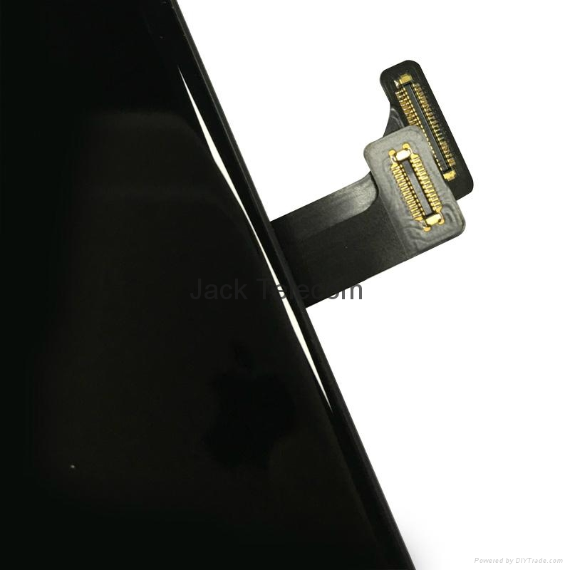 For iPhone 7 LCD Digitizer Assembly with Frame Black Replacement 3