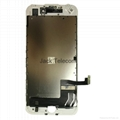 For iPhone 7 LCD Touch Screen Assembly White Original