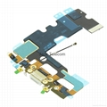 For iPhone 7 Connector Charging Flex Cable white