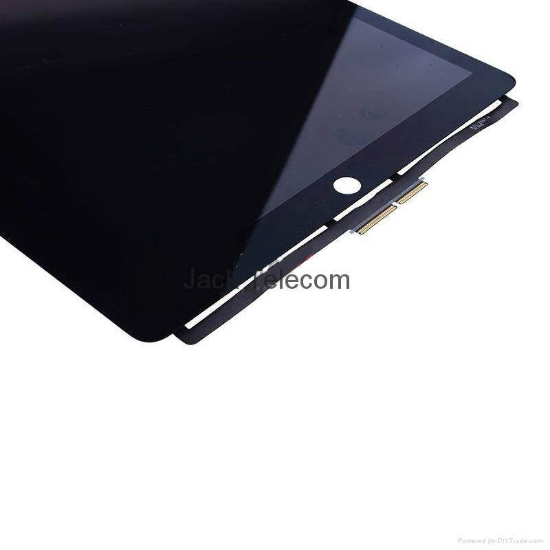 For iPad Pro 12.9'' LCD with Touch Screen Assembly Black Original  3