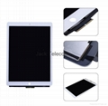 For iPad Pro 12.9'' LCD with Touch Screen Assembly  White Original