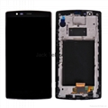 For LG 4 lcd touch screen assembly with frame balck
