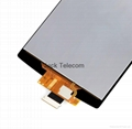For LG G4 mini LCD touch screen assembly Black