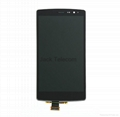 For LG G4 mini touch screen assembly with frame balck