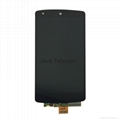 For LG Google Nexus 5 Touch screen Assembly black