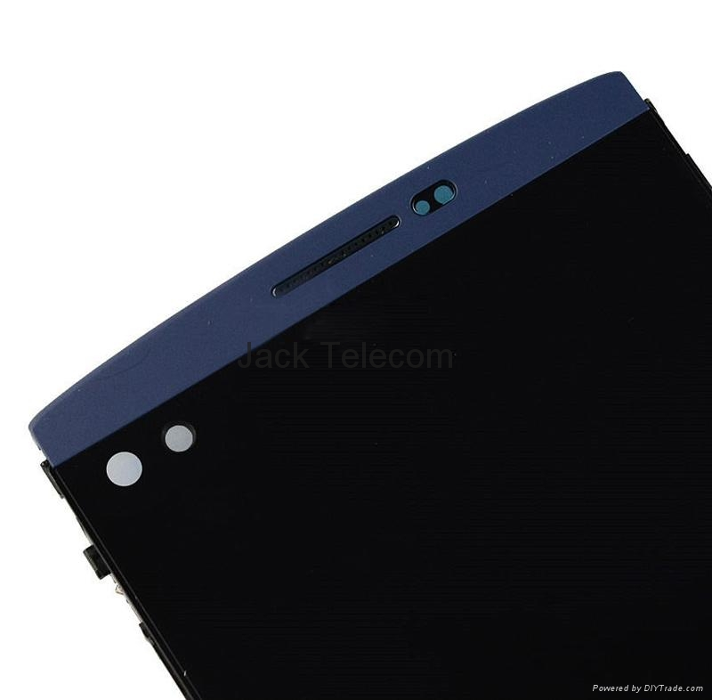 For LG v10 touch screen assembly with frame blue  5