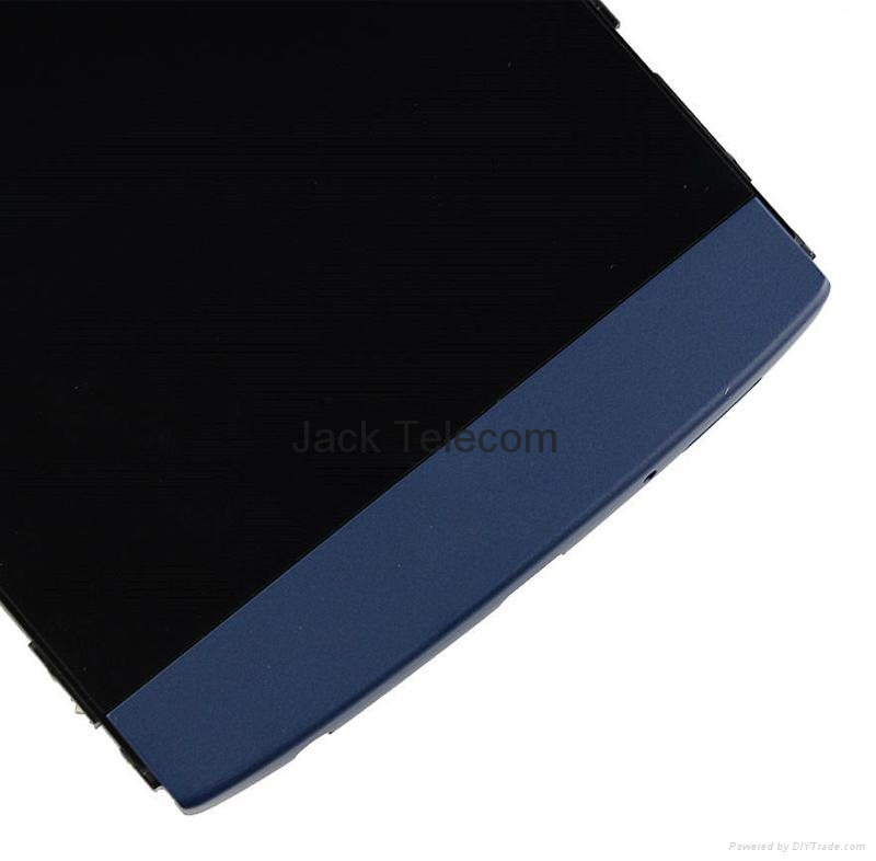 For LG v10 touch screen assembly with frame blue  6