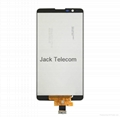 For LG Ls775 Touch Screen assembly white