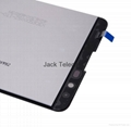 For LG LS775 Touch screen Assembly Black