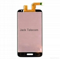 For LG L70 LCD Touc screen Assembly Black